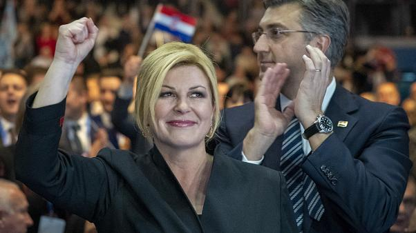 Croatia Heads To The Poll In Presidential Race